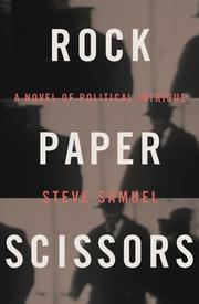 ROCK, PAPER, SCISSORS by Steve Samuel
