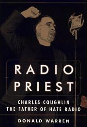 RADIO PRIEST by Donald Warren