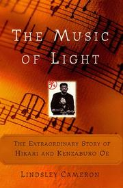 THE MUSIC OF LIGHT by Lindsley Cameron