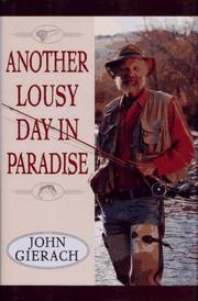 Cover art for ANOTHER LOUSY DAY IN PARADISE