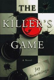 THE KILLER'S GAME by Jay R. Bonansinga