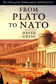 FROM PLATO TO NATO by David Gress