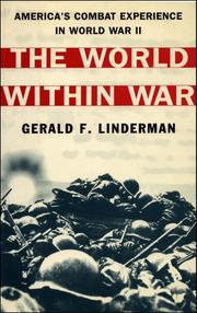 THE WORLD WITHIN WAR by Gerald F. Linderman