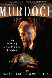 MURDOCH by William Shawcross