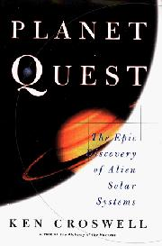 Cover art for PLANET QUEST