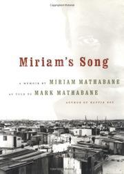 MIRIAM'S SONG by Miriam Mathabane