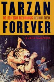 Cover art for TARZAN FOREVER