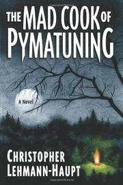 Book Cover for THE MAD COOK OF PYMATUNING