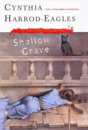 SHALLOW GRAVE by Cynthia Harrod-Eagles