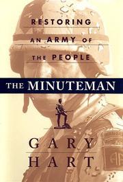 THE MINUTEMAN by Gary Hart
