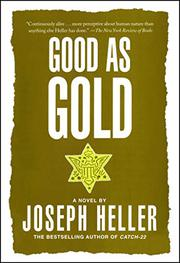 GOOD AS GOLD by Joseph Heller