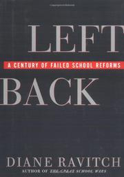 LEFT BACK by Diane Ravitch