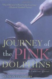 Cover art for JOURNEY OF THE PINK DOLPHINS