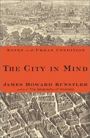 Book Cover for THE CITY IN MIND