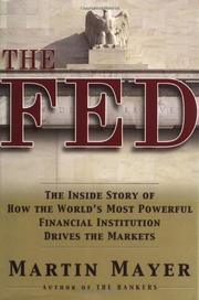 THE FED by Martin Mayer