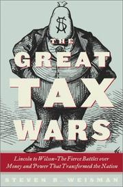 Cover art for THE GREAT TAX WARS