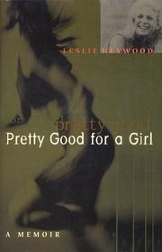 Cover art for PRETTY GOOD FOR A GIRL