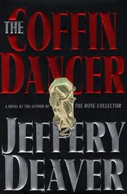 Book Cover for THE COFFIN DANCER