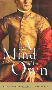 Cover art for A MIND OF ITS OWN