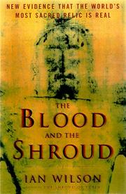 Cover art for THE BLOOD AND THE SHROUD