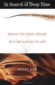 IN SEARCH OF DEEP TIME by Henry Gee