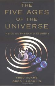 Cover art for THE FIVE AGES OF THE UNIVERSE