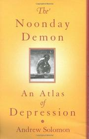 Cover art for THE NOONDAY DEMON
