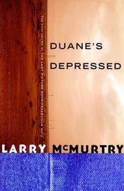 Book Cover for DUANE'S DEPRESSED