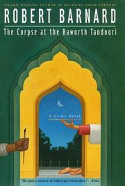 THE CORPSE AT THE HAWORTH TANDOORI by Robert Barnard