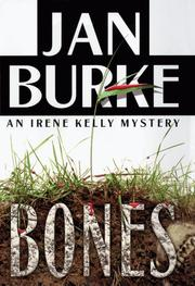 BONES by Jan Burke