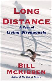 Cover art for LONG DISTANCE