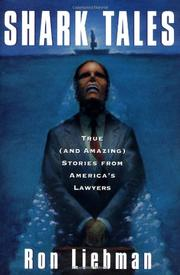 SHARK TALES by Ron Liebman