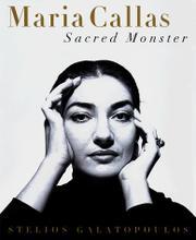 MARIA CALLAS by Stelios Galatopoulos
