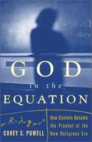 GOD IN THE EQUATION by Corey S. Powell