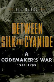 Cover art for BETWEEN SILK AND CYANCIDE
