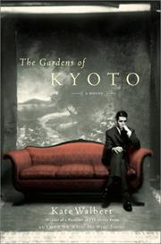 Book Cover for THE GARDENS OF KYOTO