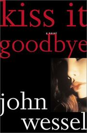 Book Cover for KISS IT GOODBYE