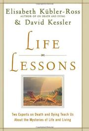 Cover art for LIFE LESSONS