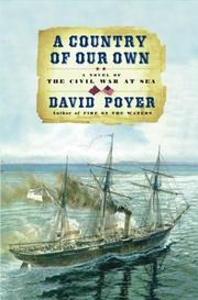 A COUNTRY OF OUR OWN by David Poyer