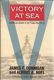 Cover art for VICTORY AT SEA
