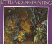 Cover art for LITTLE MOUSE'S PAINTING