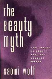 Cover art for THE BEAUTY MYTH