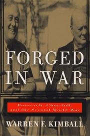 FORGED IN WAR by Warren F. Kimball