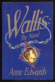 WALLIS by Anne Edwards
