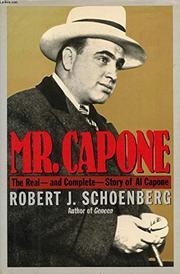 MR. CAPONE by Robert J. Schoenberg