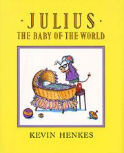 Book Cover for JULIUS, THE BABY OF THE WORLD