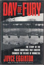 DAY OF FURY by Joyce Egginton