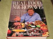 REAL FOOD MICROWAVE by Donovan Jon Fandre