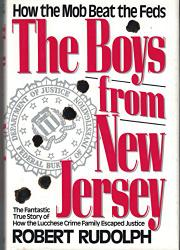 THE BOYS FROM NEW JERSEY by Robert Rudolph