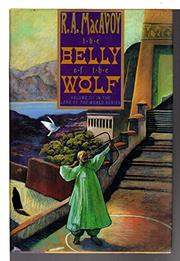 THE BELLY OF THE WOLF Cover